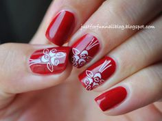 Zoya - Andi with flower stamping pueen47