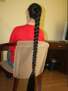For when my hair is really long.