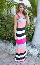 Sexy Women Long Boho Maxi Evening Party Dress  Dress Summer Beach Dresses