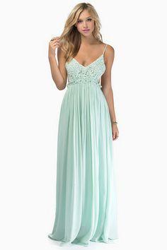 Everdeen Crochet Maxi Dress
