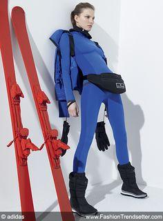 adidas by Stella McCartney Introduces Its Winter Wonderland  