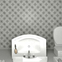 Merola Tile Vintage Ruzafa 9-3/4 in. x 9-3/4 in. Porcelain Floor and Wall Tile (10.76 sq. ft. / case)-FCD10VTR - The Home Depot