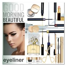 """good morning beautiful...."" by drn57 ❤ liked on Polyvore featuring beauty, Dolce&Gabbana, Tom Ford, Marc Jacobs and Jane Iredale"