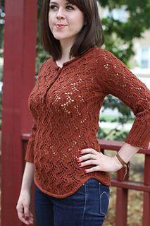 Everett Henley by Emily ringleman - Holla Knits fall/winter 2013