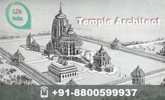 North India Recognize for Best Temple Architectural  >>Indian sub-continent is well known as the Land of temples. Same possess hundreds of temples which are over 1000 years old. Although same has been destroyed by the, invading forces, destructive forces of time and weather the temples of India remain as the greatest legacy of the ancient Indians.  >>#Consult2Architect #ArchitectforTemple #ArchitecturalConsultantinDelhiNCR #BestTempleArchitectinDelhi #BestTempleArchitectinDelhiNCR