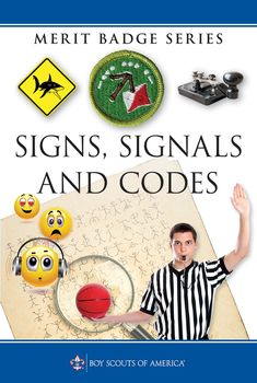 Power point presentation for cooking merit badge by boyscouts via help your scouts earn the signs signals and codes merit badge with these strategies fandeluxe Image collections