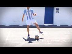 Sombrero neymar, trucos de futbol de neymar