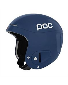 The Skull Orbic X Snow Helmet from POC is designed for ski racing. It has a high performance shell with characteristic zones in the front where the liner is thicker to provide extra protection where gates hit the helmet in ski racing. Buy Now http://www.outsidesports.co.nz/Brands/POC.htm#catpage=6