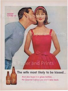 beer ad 1958 - Google Search