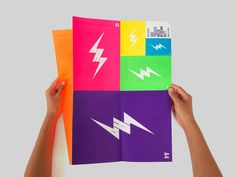 Poster for Latin American Design Festival 2015 by IS Creative Studio
