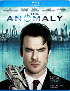 This release contains the suspensful action-thriller ANOMALY about an ex-soldier…