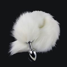 Long White Fox Anal Tail,Sex Anal Plug Products For Women & Men,Anal Tube, Butt Plugs Toys,ButtPlug role play Sex toys,AS046