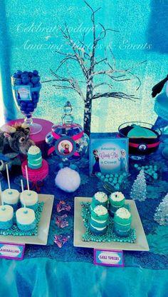Frozen Candy Bar