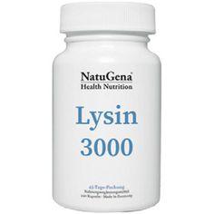 LYSINE (LYSIN) 3000 powder 177 g UK Bodybuilding Supplements, Cold Sore, Vertebrates, Amino Acids, Health And Nutrition, Collagen, Powder, Healthy, Food