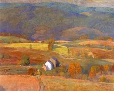 daniel garber paintings - Google Search