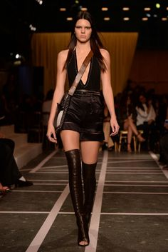 Every Single Runway Kendall Jenner Has Walked During Fashion Month via @WhoWhatWear