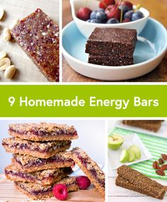 Because friends don't let friends buy crappy energy bars.