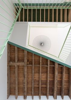 Image 5 of 22 from gallery of Renier Chalon / MAMOUT architects + AUXAU - Atelier d'architecture. Photograph by Guy-Joël Ollivier
