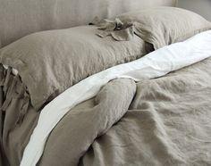 Chic Linen Sheet French Linen Flat