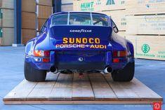 1973 Porsche 911 Carrera RSR 2.8 Penske Sunoco
