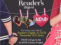 Alden Richards and Maine 'Yaya Dub' Mendoza, popularly known as 'AlDub,' will soon grace the cover of popular Asian magazine this coming holiday.