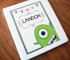 ourhomecreations: Preschool learning binder