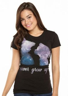 Peter Pan Never Grow Up Tee from Delias on Catalog Spree, my personal digital mall.