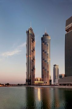 Tallest hotel in the world just opened in Dubai! JW Marriott Marquis