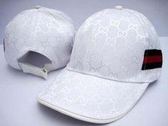 Gucci cap white