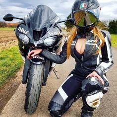 "BossBikersLife.com ➡➡@lil_hanne ⬅⬅❤ Link in bio Tag or DM us for a feature! Email us if your profile is private! Check us out on facebook search for ""Biker Chicks of Insta"" #bikeswithoutlimits #relationshipgoals #bikerchicksofinstagram #BikerChicks #LadyRider #LadyBikers #UKBikeLife #NYBikeLife #CaliBikeLife #CanadaBikeLife #r6 #r1 #hp4 #motorcycle #motorbike #bikerchick #BikeLife #bikelove #Yamaha #Gsxr #Kawasaki #bikerchicksofinsta #ktm #motocross"