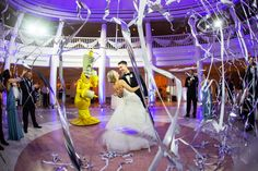 How a DJ can enhance Disney character appearances at your wedding!