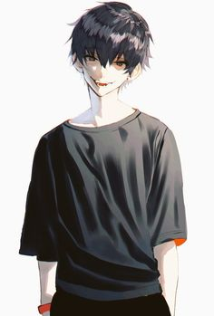 Dont forget to follow me ❤  -Mint- Anime Boys, Cool Anime Guys, Chica Anime Manga, Hot Anime Boy, Dark Anime, Kawaii Anime, Anime Boy Zeichnung, Estilo Anime, Handsome Anime