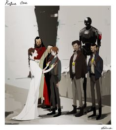 How Rogue One should have ended...