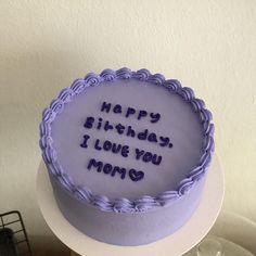 Chocolate and hazelnut cake - HQ Recipes Pretty Birthday Cakes, Pretty Cakes, Beautiful Cakes, Cake Birthday, Happy Birthday, Pastel Cakes, Purple Cakes, Mini Cakes, Cupcake Cakes