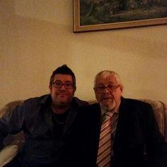 1e kerstdag - Apeldoorn. My daddy and me :)