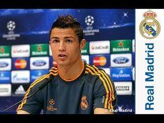Cristiano Ronaldo & Carlo Ancelotti on the Juventus clash #HalaMadrid
