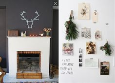washi tape holiday decor, Remodelista