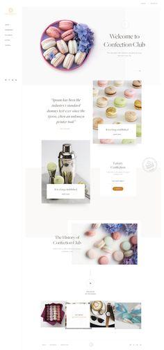 Portfolio of Ruslan Siiz — Confectionclub