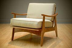 Mid Century Modern, Accent Chair, Lounge Chair, Danish, Modern, Upholstered Chair, Wood, Retro, Livi