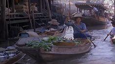 Bangkok - Venice of the East 1968