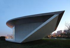 Gallery of Weihai Pavilion / Make Architects - 7