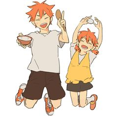 Hinata siblings :)