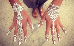 Henna Fashion | This Trend Will Make You Ditch The Traditional One - Watzupdeal