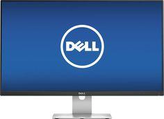 """Dell - 27"""" HD Monitor - Black"""