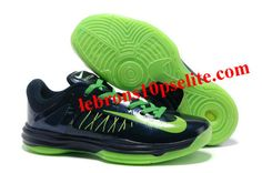 9a5dbe7ca88 Nike Lunar Hyperdunk X Low 2012 Dark Blue Green Baskets Nike