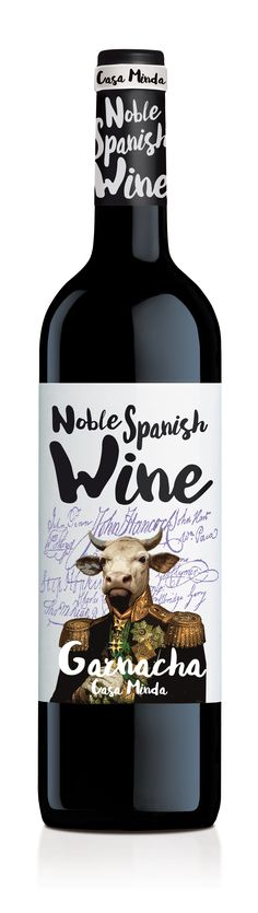Garnacha • Noble Spanish Wine