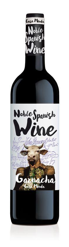 Garnacha • Noble Spanish Wine