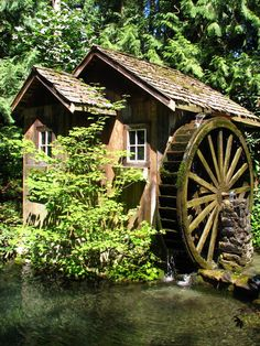All sizes | Water wheel | Flickr - Photo Sharing!
