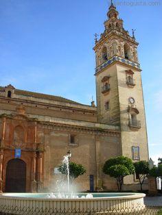 Parroquia Nuestra Señora de la Granada, Moguer