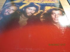 "Bee Gees ""Spirits Having Flown"" 12"" Vinyl Record Album RSO RS-1-3041 1979"
